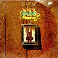 Bill Monroe Vinyl (New)