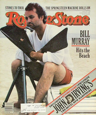 Bill Murray Rolling Stone Magazine