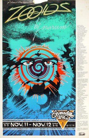 Bill Narum Poster