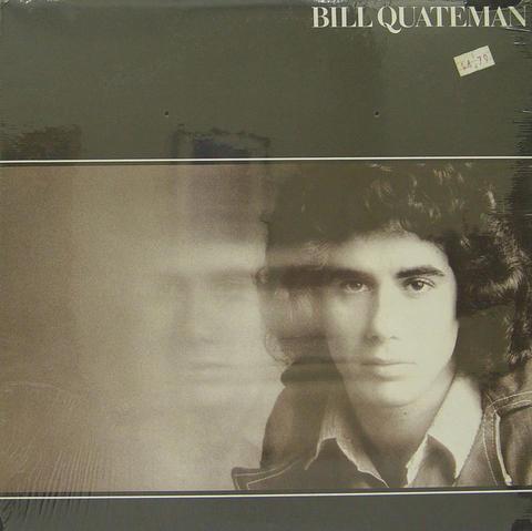 """Bill Quateman Vinyl 12"""" (New)"""