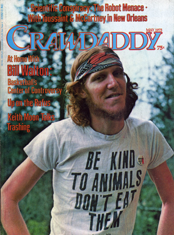 Bill Walton Crawdaddy Magazine