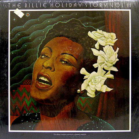 Billie Holiday Vinyl (New)