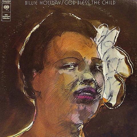 Billie Holiday Vinyl (Used)