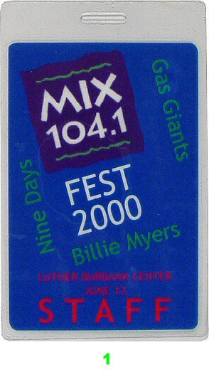 Billie Myers Laminate