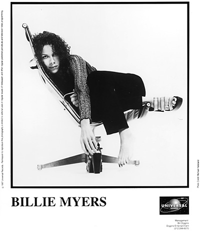 Billie Myers Promo Print