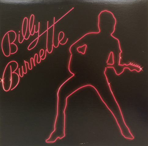 Billy Burnette Vinyl