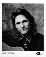 Billy Dean Promo Print