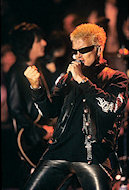 Billy Idol BG Archives Print