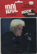 Billy Idol Sticker