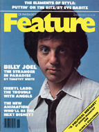 Billy Joel Crawdaddy Magazine