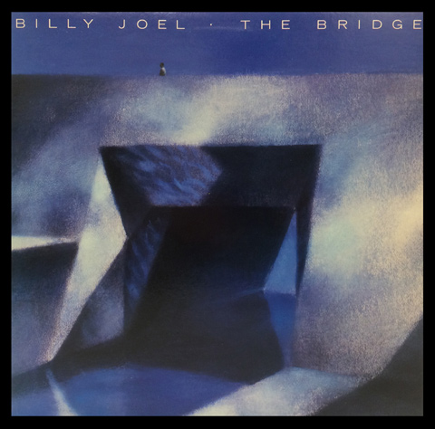 Billy Joel Framed Album Cover