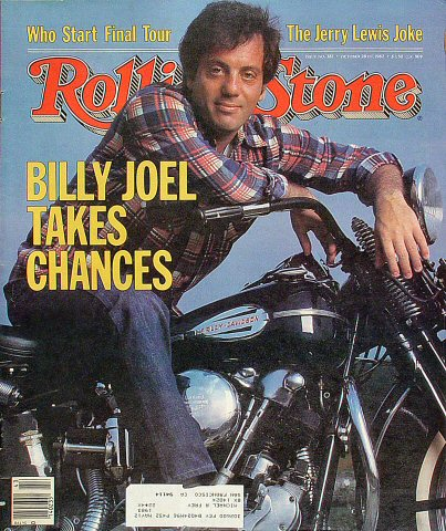 Billy JoelRolling Stone Magazine