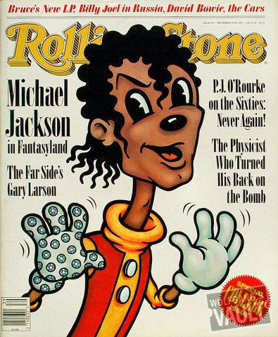 Billy JoelRolling Stone Magazine
