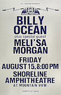 Billy Ocean Poster