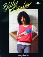 Billy Squier Book