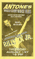 Billy TK, Jr. Poster