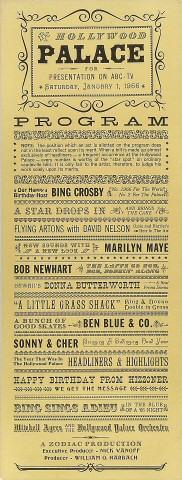 Bing Crosby Poster