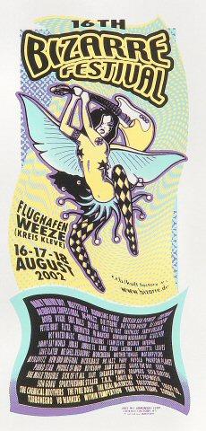 Bizarre Festival Handbill