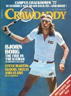 Bjorn Borg Crawdaddy Magazine