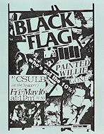 Black Flag Handbill