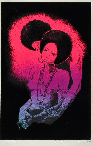 black lovers poster 1972
