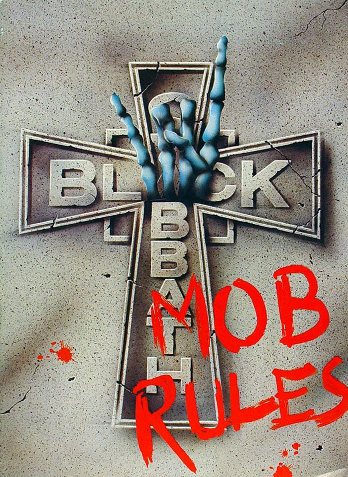 Black Sabbath Program