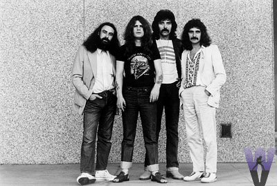 Black SabbathVintage Print