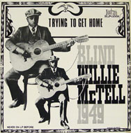 Blind Willie McTell Vinyl (Used)