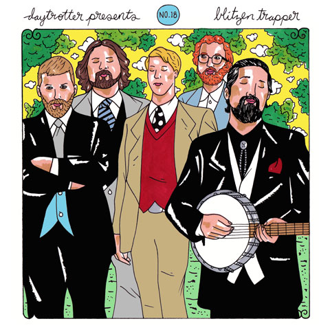 Blitzen Trapper / Spirit Family Reunion Vinyl