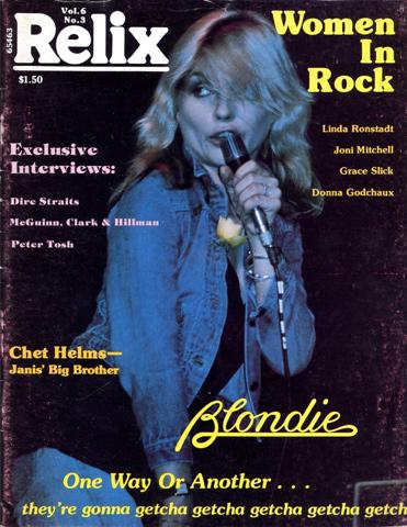 BlondieMagazine