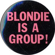 Blondie Pin