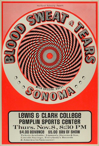 Blood, Sweat and Tears Poster