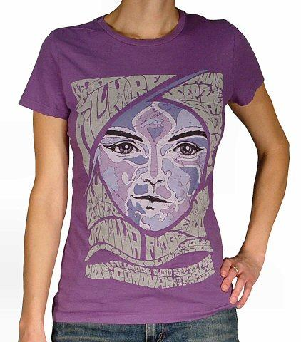 Vanilla Fudge Women's Retro T-Shirt