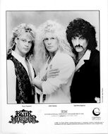 Blue Murder Promo Print