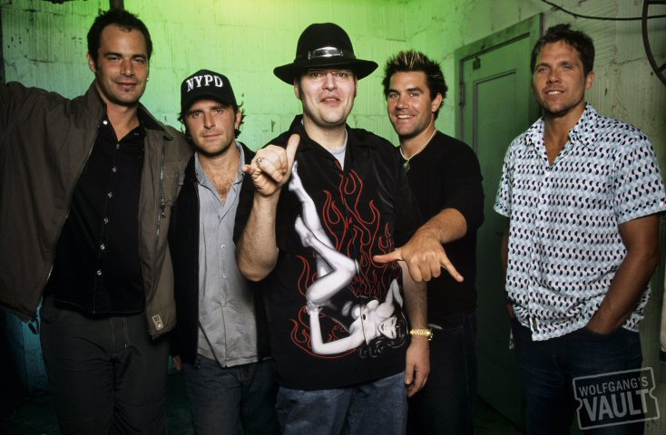 Blues Traveler BG Archives Print