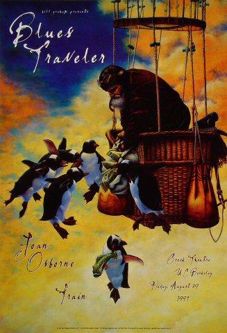 Blues TravelerPoster