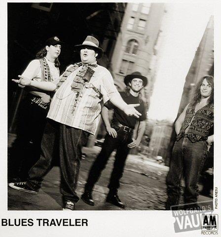 Blues TravelerPromo Print