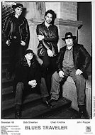 Blues Traveler Promo Print