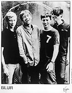 Blur Promo Print