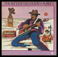 Bo Diddley Framed Album Cover