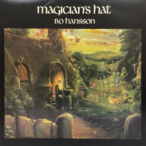 Bo Hansson Vinyl (Used)