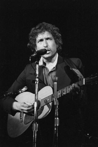 Bob Dylan Fine Art Print