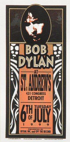 Bob DylanHandbill
