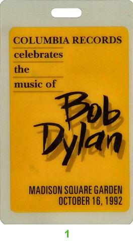 Bob DylanLaminate