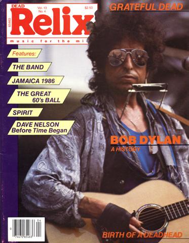 Bob DylanMagazine