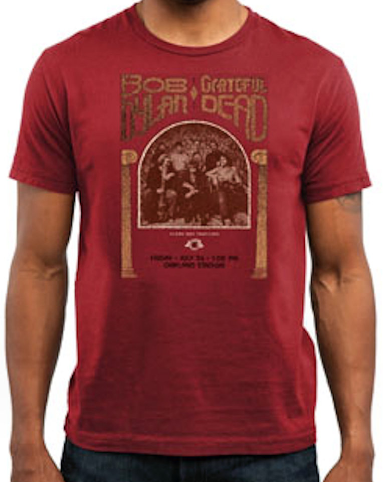 Bob Dylan Men's Retro T-Shirt