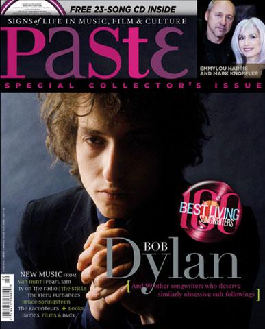 Bob DylanPaste Magazine