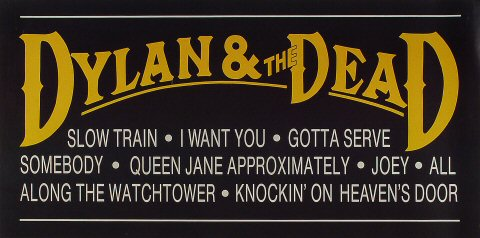 Bob DylanPoster