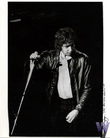 Bob DylanPremium Vintage Print