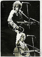 Bob Dylan Premium Vintage Print